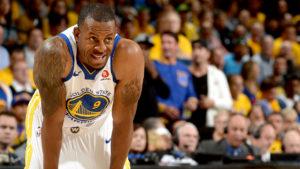 NBA – Warriors : Andre Iguodala incertain pour le match 4