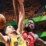 NBA – Du jamais vu depuis 20 ans pour Clint Capela