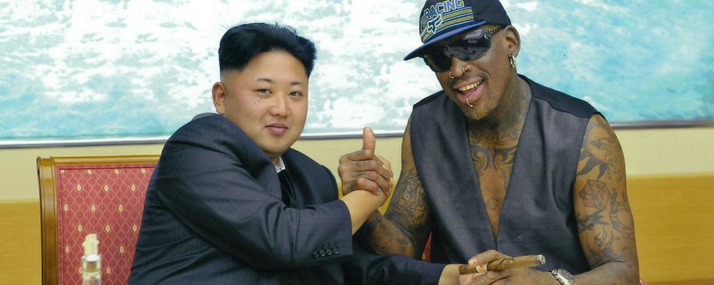 Insolite : Le championnat nord-coréen de basket ne fait rien comme les autres