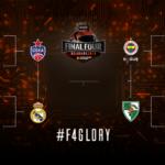 Euroleague – Final Four : Les affiches du dernier carré !