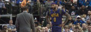 NBA – Pelicans : Alvin Gentry n'envisage pas le départ de DeMarcus Cousins