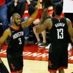 NBA – Houston corrige Golden State et revient à égalité !