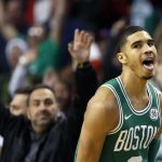 NBA – Jayson Tatum se prend un énorme crossover… et se justifie