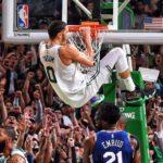NBA – Jayson Tatum, déjà les playoffs d'un grand