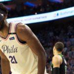 NBA – Joel Embiid s'interroge sur l'arbitrage du match 3