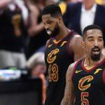 NBA – La statistique inquiétante du Backcourt des Cavs au TD Garden