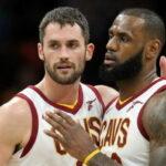 NBA – Kevin Love s'ouvre sur la difficulté de jouer avec LeBron