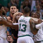 NBA – Larry Nance Jr. et Marcus Morris en viennent aux mains !