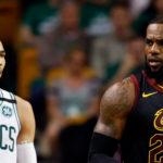 NBA – Les éloges de LeBron James envers Jayson Tatum