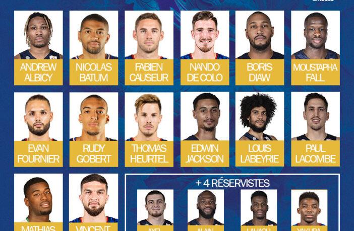 équipe De France 14 Joueurs Convoqués Pour Les Prochains