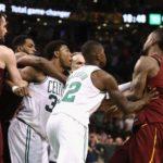 NBA – Ça a chauffé entre Marcus Smart et J.R. Smith !