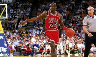 Michael Jordan Cavs playoffs 1988