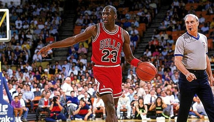 Michael Jordan Cavs playoffs 1988