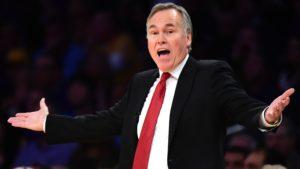 NBA – Clap de fin pour Mike D'Antoni à Houston ?