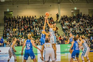 LFB – Matchs de classement (Retour) : Villeneuve arrache sa victoire, une belle entre Nantes et Basket landes