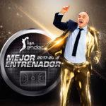 Liga Endesa – Pablo Laso élu coach de l'année