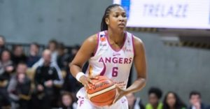 LFB – Transferts : Shaqwedia Wallace vers Nantes
