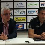 Jeep® ÉLITE – Cholet : Régis Boissié nouvel entraîneur du club