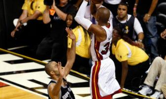 NBA - Tony Parker raconte le shoot de Ray Allen en Finals 2013