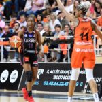 LFB – PlayOffs : Bourges maître à domicile