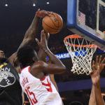 NBA – Les Rockets relancent la série sur le fil !