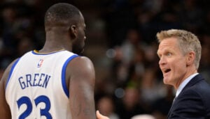 NBA – L'étonnante prédiction de Steve Kerr au sujet de Draymond Green