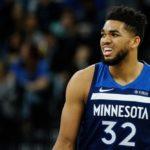 NBA – Karl-Anthony Towns ne se sentirait pas bien aux Minnesota Timberwolves