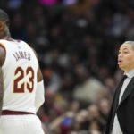 NBA – Cavs : Les confessions de Tyronn Lue sur son poste de coach