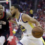 NBA – Golden State maîtrise Houston d'entrée !
