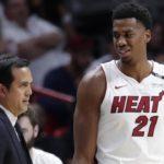 NBA – Pat Riley est catégorique, Hassan Whiteside doit «changer sa mentalité à 99%»