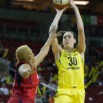 WNBA – Les résultats de la nuit (29/05/2018) : Première défaite de Washington, Atlanta se relance, premier succès pour New-York