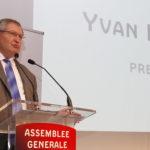 FFBB – Yvan Mainini est décédé à l'âge de 73 ans