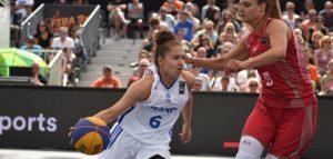 EDF – 3×3 : On connait les 12 joueuses sélectionnées pour le tournoi de Saint Delphin