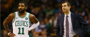 NBA – Brad Stevens explique comment il gère les rumeurs concernant Kyrie Irving