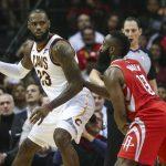 NBA – James Harden sur LeBron James : «Je ne crois pas que quelqu'un puisse le persuader d'aller quelque part»