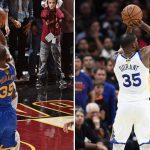 NBA – Finales 2018 : KD imite son action des Finales 2017 !