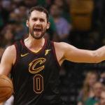 NBA – Kevin Love peut-il être suspendu pour le match 2 ?