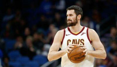 NBA – Parti de Team USA, Kevin Love lâche une énorme décla sur son avenir !
