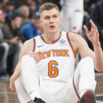 NBA – Les Knicks devraient en savoir plus début septembre pour l'absence de Kristaps Porzingis