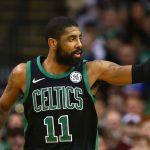 NBA – Les Celtics pas inquiets pour le futur de Kyrie Irving
