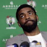 NBA – Les Celtics confiants à l'idée de conserver Kyrie Irving l'été prochain