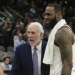 NBA – La grande prédiction de Gregg Popovich sur LeBron James
