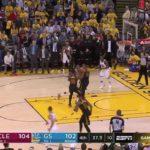 NBA – Les arbitres reviennent sur l'un des tournants du match entre LeBron James et Kevin Durant