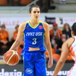 WNBA – Leticia Romero débarque à Dallas
