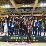 Jeep® ÉLITE – Le Mans bat Monaco et décroche le titre de Champion de France !