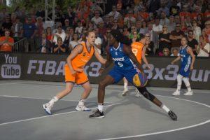 EDF (3×3) – On connait les joueuses sélectionnées pour le Mondial.