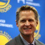 NBA – Prolongation et jackpot pour Steve Kerr