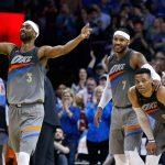 NBA – Une prolongation à venir au Thunder