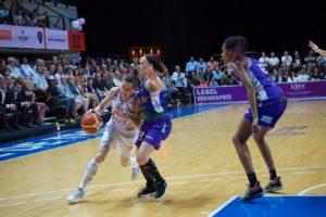 LFB – Transferts : Camille Aubert de retour à Basket Landes