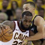 NBA – Golden State maîtrise Cleveland et mène 2-0 !